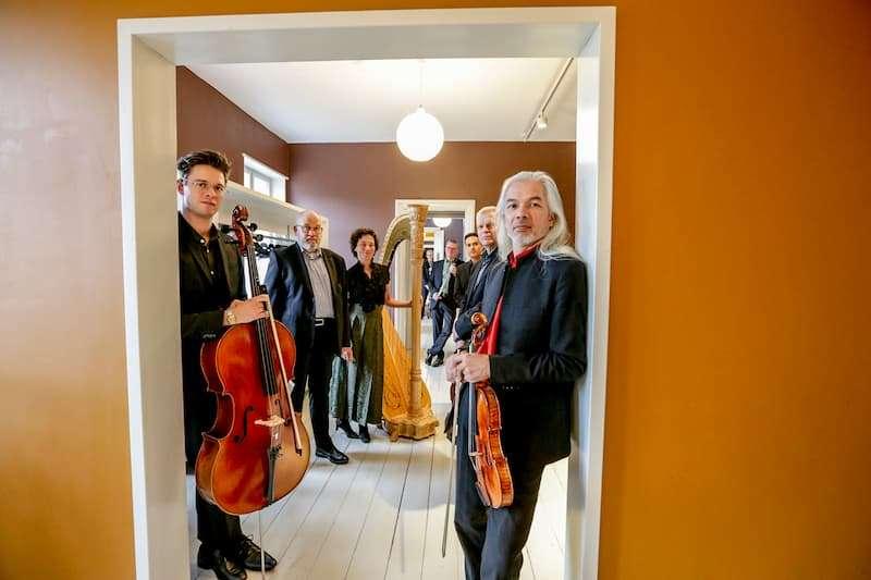 Ensemble Storstrøm i Kumus, foto: Ingrid Riis