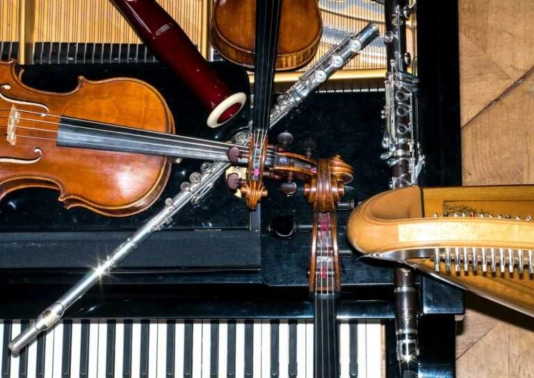 Instrumentopstilling, foto: Stéphane Tran Ngoc