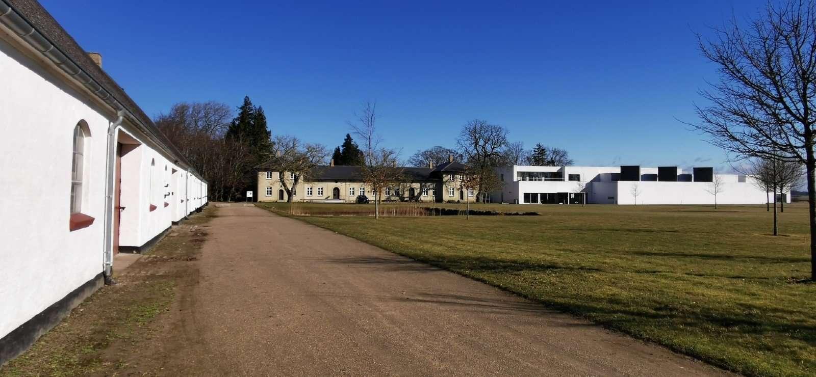 Kulturcenter Fuglsang, foto: Svend Melbye