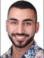 Milad Rajabi, bestyrelsesmedlem