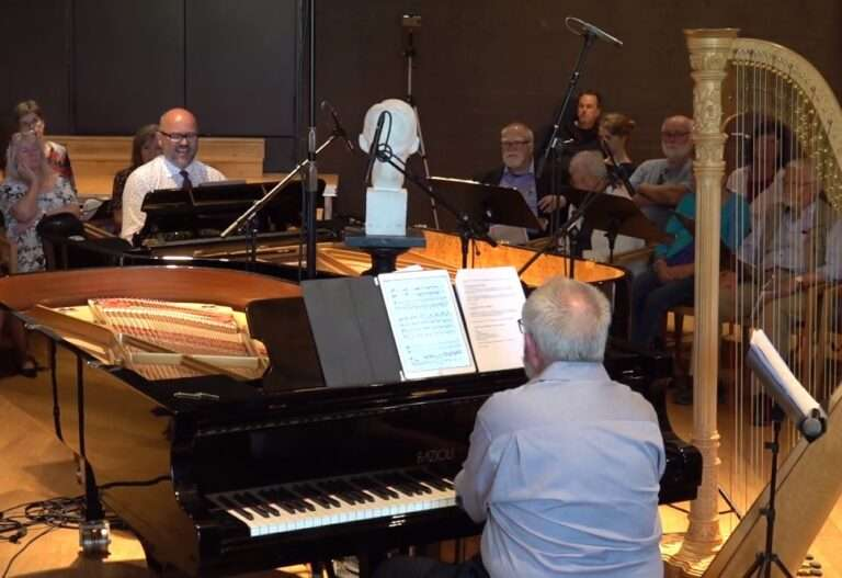 Nikolaj Bentzon og Ensemble Storstrøm
