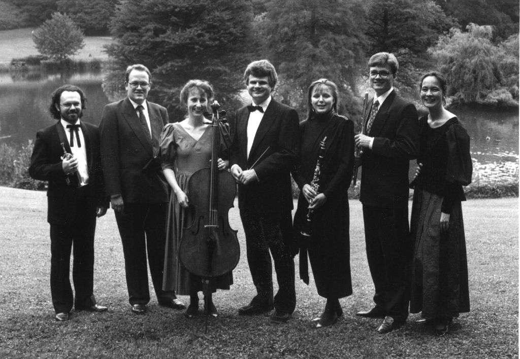 Storstrøms Kammerensemble anno 1991