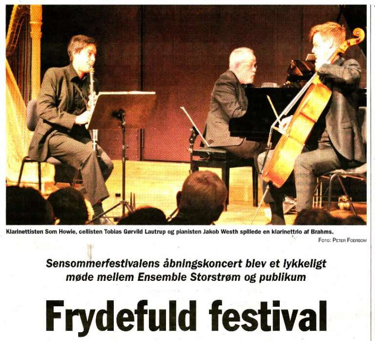 Frydefuld festival
