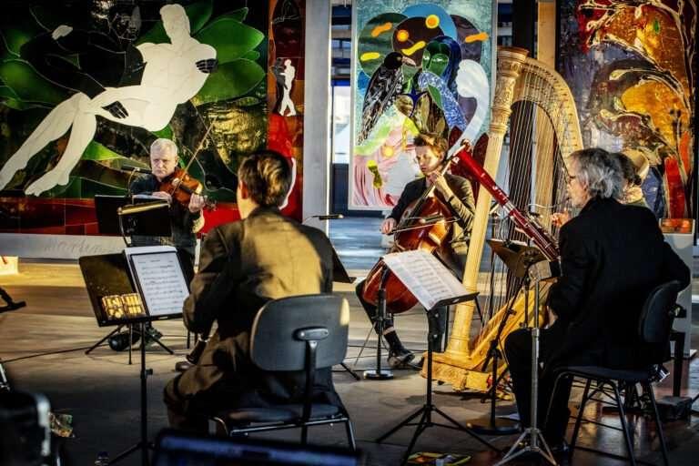 Ensemble Storstrøm på Holmegaard Værk