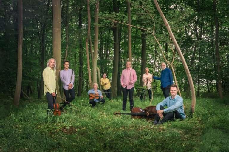 Ensemble Storstrøm i Skoven – landscape